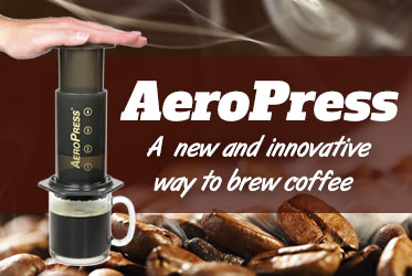 AeroPress Coffee Maker!