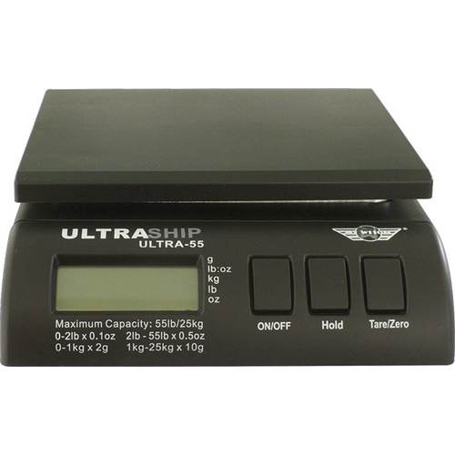 Electronic Scale - 55 lb Capacity