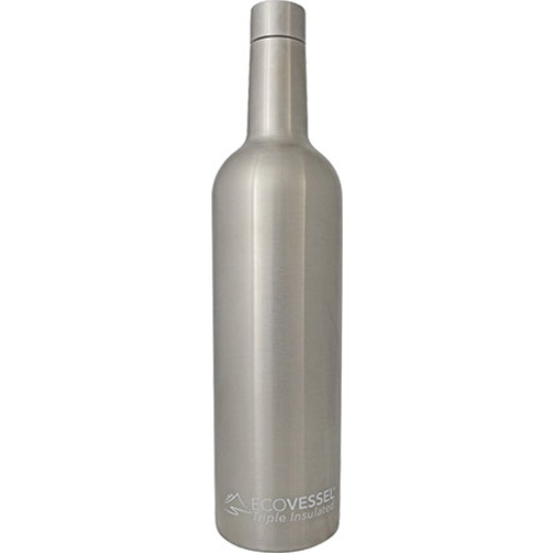 25oz Wine Growler - Triple Insulated EcoVessel