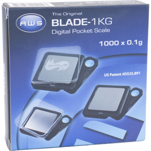 High Precision Series - Blade Scale (650g)