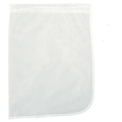 Nylon Mesh Bag with Drawstring - 6 in. x 8 in.