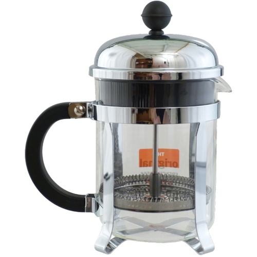 Bodum® Stainless Steel French Press - 4-Cup